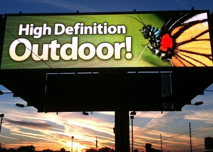 Custom Led Display Screen Panels Signs Solutions For